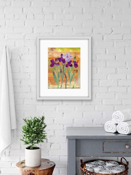 Iris 6 Art | Jenny McGee Art