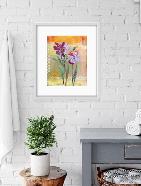 Iris 5 Art | Jenny McGee Art