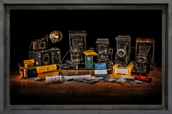 Memory Machines Photography Art | Ken Smith Gallery
