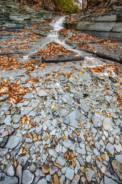 Rocks And Rivulet Photography Art | David Lawrence Reade