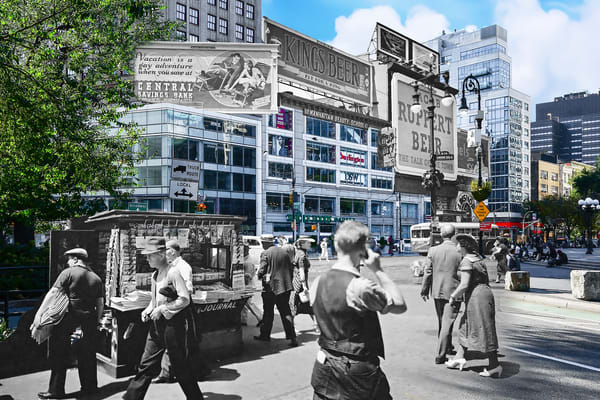 Union Square Art | Mark Hersch Photography
