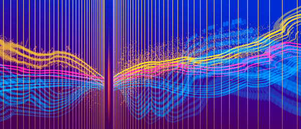 03 Energy Forces In Blue 22 Asf  Art   Meta Art Studios