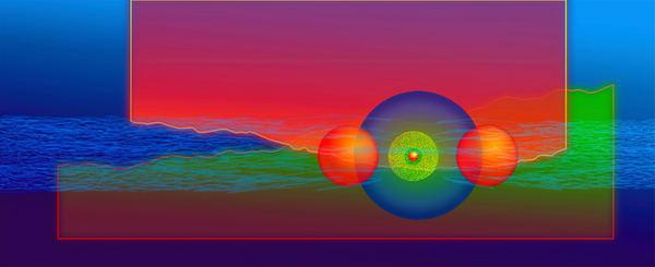 12 The Sphere 12 Asf  Art   Meta Art Studios
