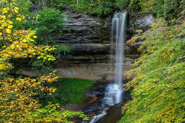 Refreshing Falls Photograph