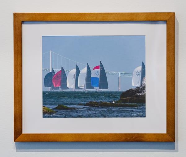 J Class At The Newport Bridge | Cory Silken Photography