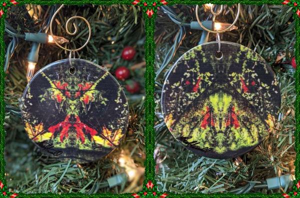 Ceramic Ornament_Mirror 779 + Mirror 780