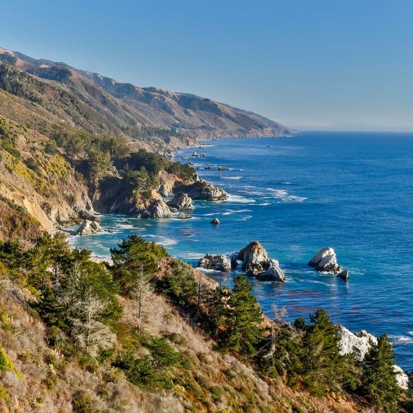 Coastal View Photograph
