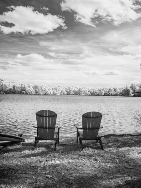Alone Together Massachusetts Photography Art | The World in Black and White
