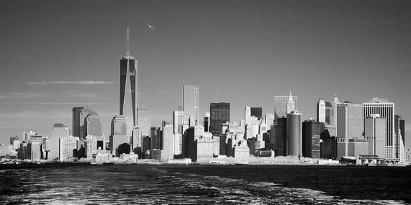 Freedom 1 Nyc Photography Art | The World in Black and White
