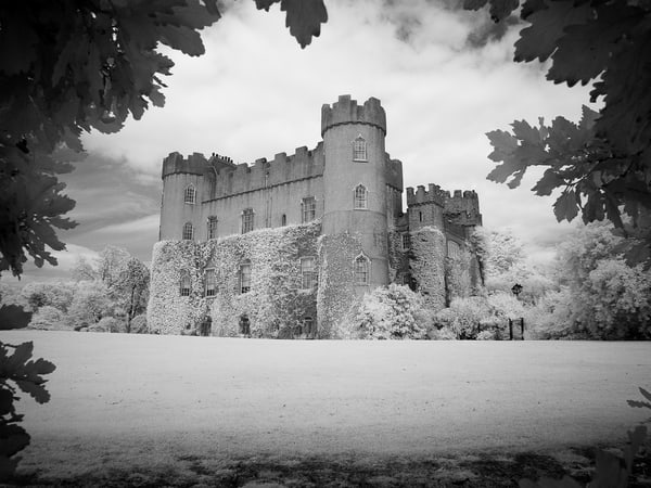 Home Sweet Home Ireland Photography Art | The World in Black and White