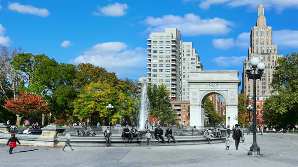 Washington Square Park Art | Mark Hersch Photography