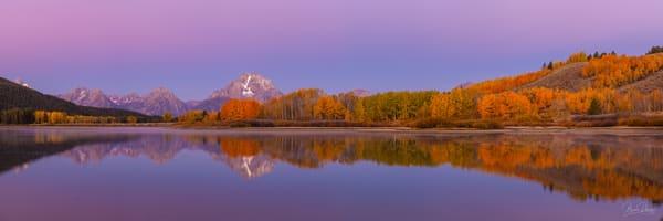 Pre-Dawn Autumn in Grand Teton National Park