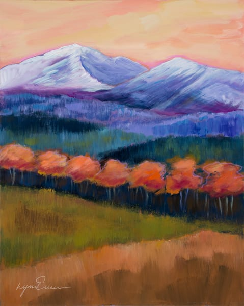 Fireworks: White Mountains Art | lynnericson-fine-art.com