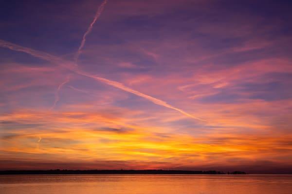 Fiery Sky  Photography Art | Nelson Rudiak Photography
