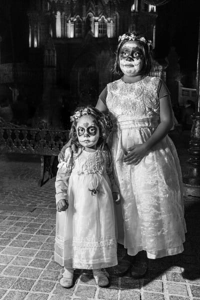 Pequenas Catrinas Photography Art | Harry John Kerker Photo Artist