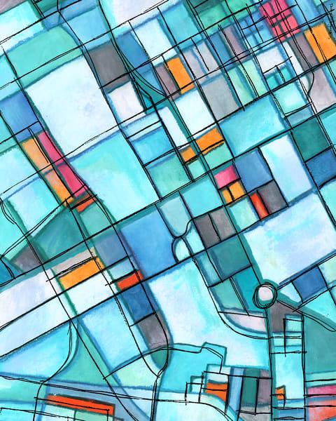 The Gulch, Nashville Art | Carland Cartography