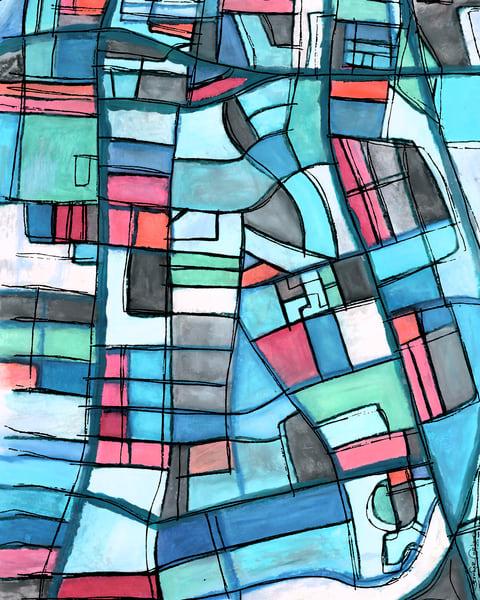12 South, Nashville Art | Carland Cartography