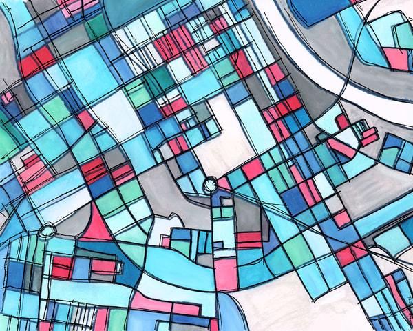 Sobro, Nashville Art | Carland Cartography