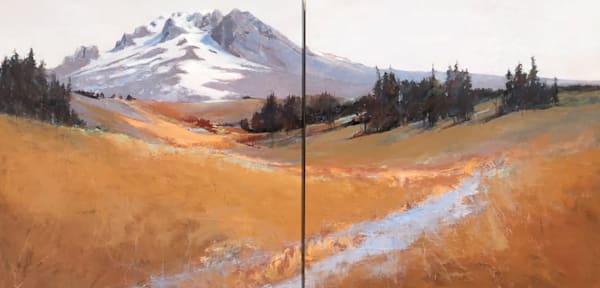 Wild Voices, original artwork by PNW artist Sarah B Hansen