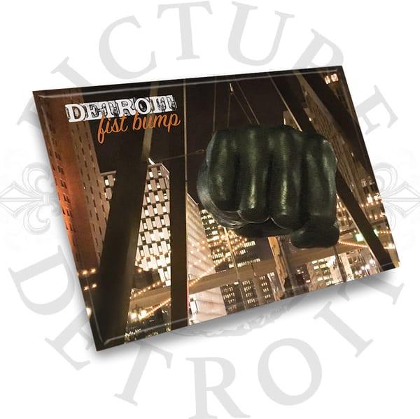 Detroit Fist Bump | Picture Detroit
