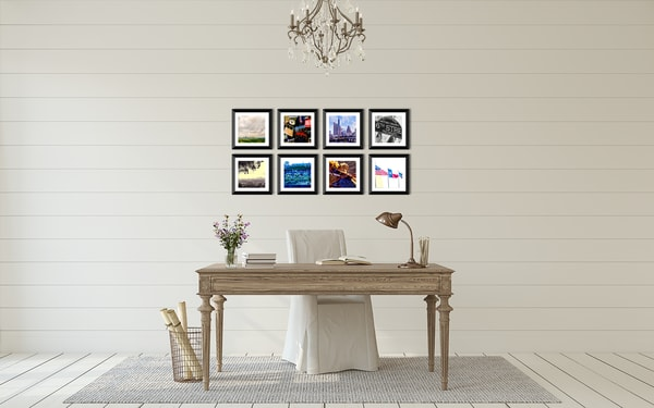 "Curate your own 5x7"" fine art print bundle gift set"