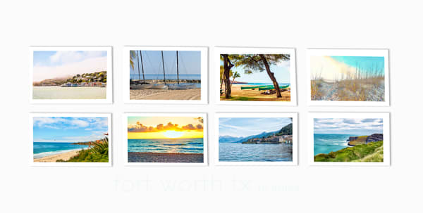 "Fine Art Print 5x7"" Bundle Gift Sets"