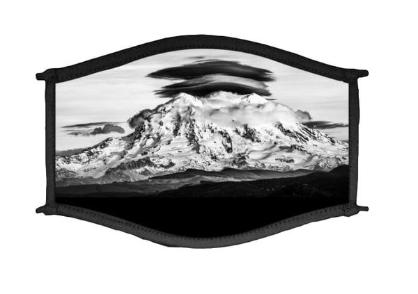 Face Mask   Mount Rainier | Troy Mason Photography