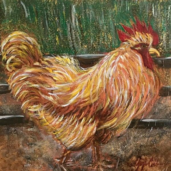 Russell Crow Art   Gigi Collins Art
