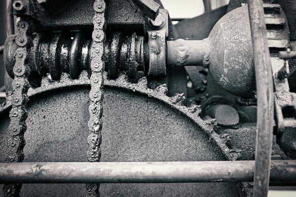 Gears Away! Art | Martin Geddes Photography