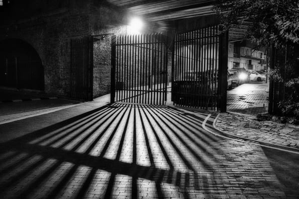 Shadows In Limehouse Art | Martin Geddes Photography