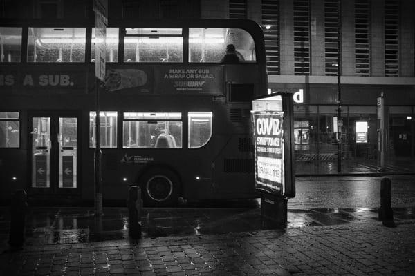 The Plague Bus A Art | Martin Geddes Photography