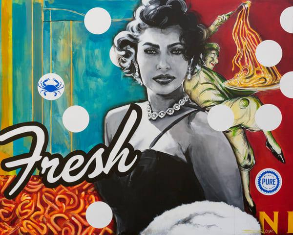 Pure & Fresh Art | Jeff Schaller