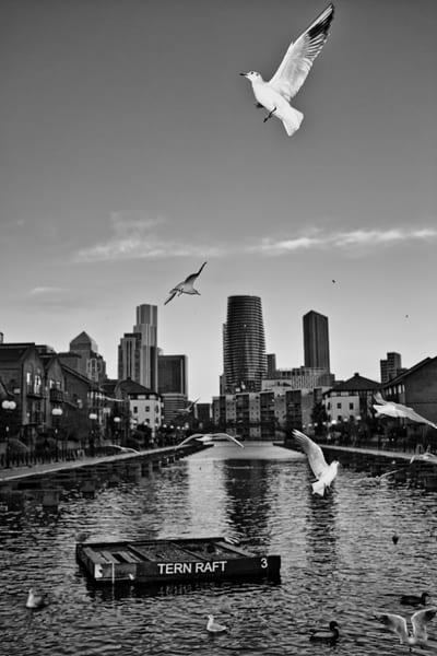Milwallk Docks 6 Art | Martin Geddes Photography