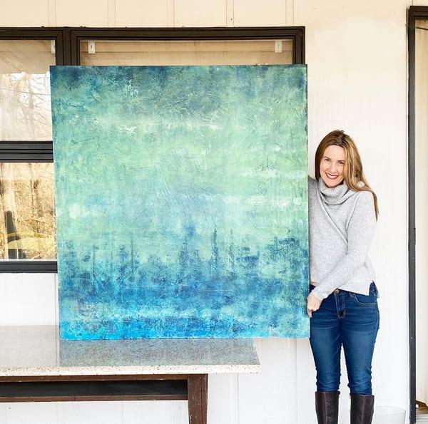 New! Explore. Dream. Discover.  Art | Jenny McGee Art