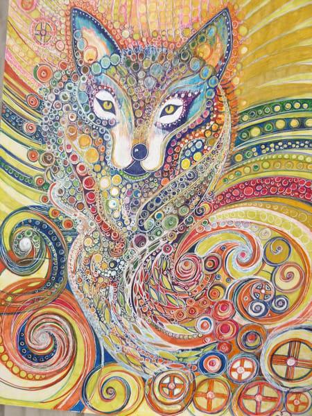 Wolf Spirit Art   Cynthia Christensen Art