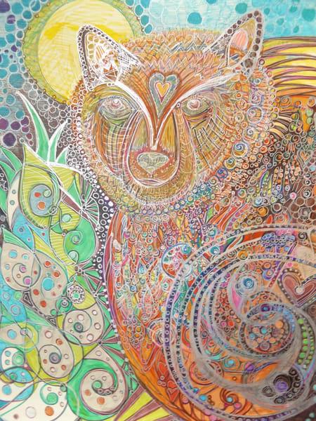 Vermont Bear Art   Cynthia Christensen Art