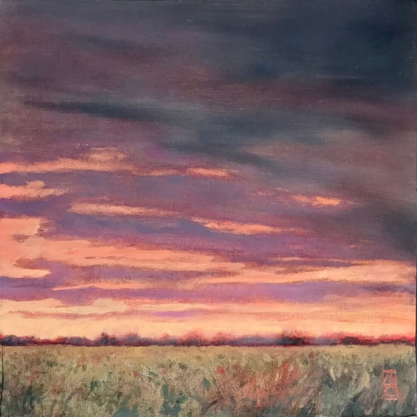 Hope On The Horizon | Michael Orwick Arts LLC