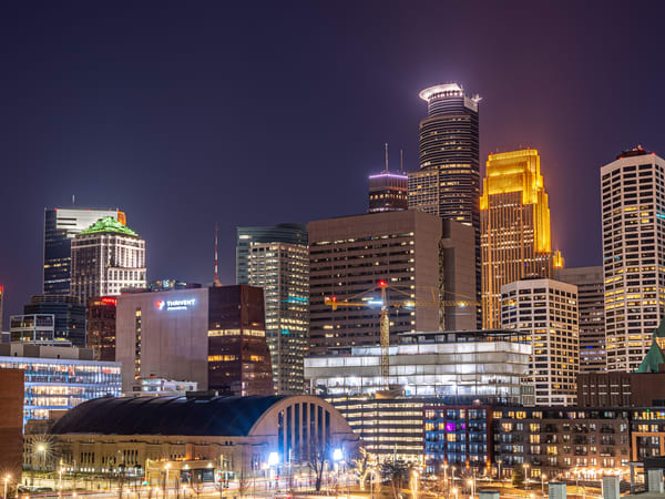 The Armory And The Skyline Photography Art | William Drew Photography