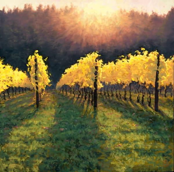 Alloro Gold Art | Michael Orwick Arts LLC