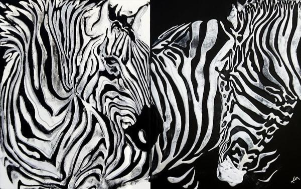 Zebra Art | Alex Art Style