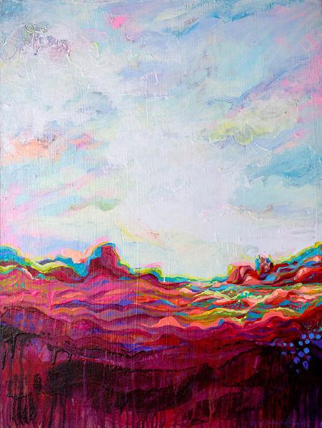 Sacred Sky Art | Jessica Hughes Fine Art