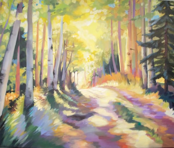 The Way Home 2 Art | susie mccolgan art