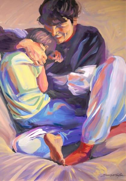A Mother's Love Art | susie mccolgan art