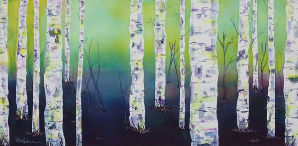 Mystical Woodlands Art | Mickey La Fave