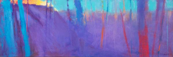Turquoise Sky Art | Laura Donovan Art