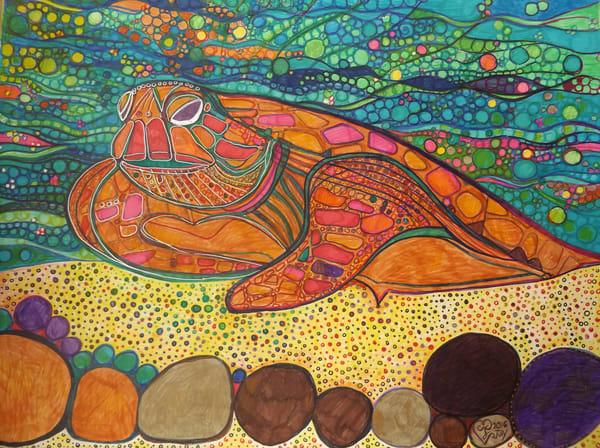 Sea Turtle Art | Cynthia Christensen Art