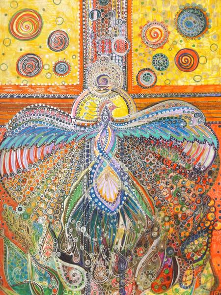 Phoenix Art   Cynthia Christensen Art