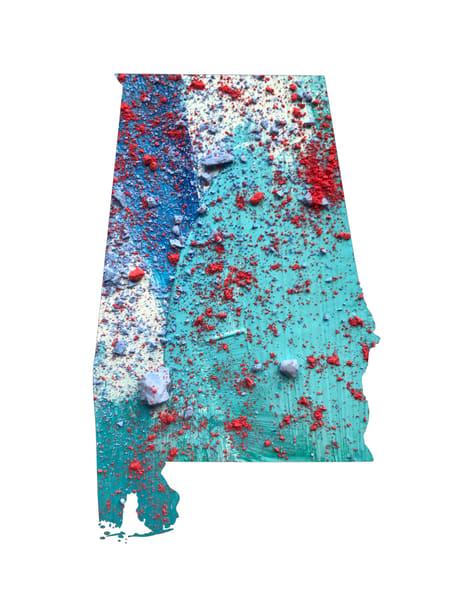 Alabama Art | Carland Cartography