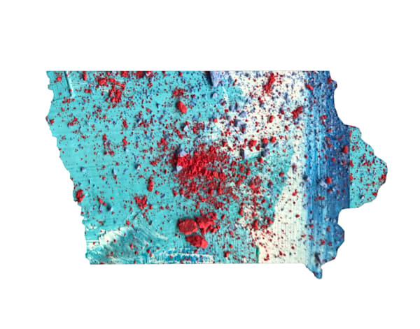 Iowa Art | Carland Cartography
