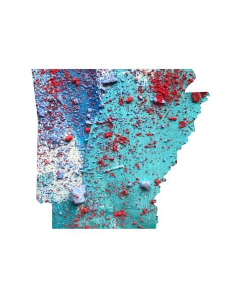Arkansas Art | Carland Cartography